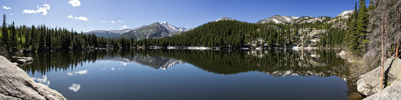 Bear Lake Panorama