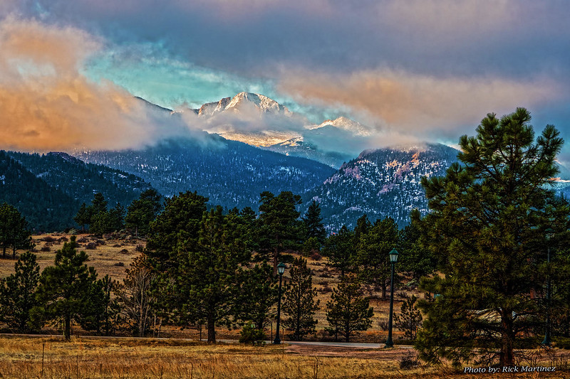 Estes Park Land and Sky Photos