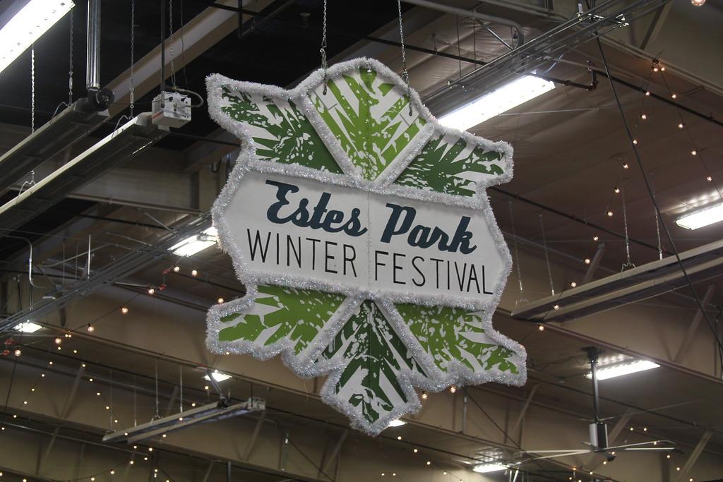 . Estes Park Winter Festival 2019  Photo by Claire Woodcock