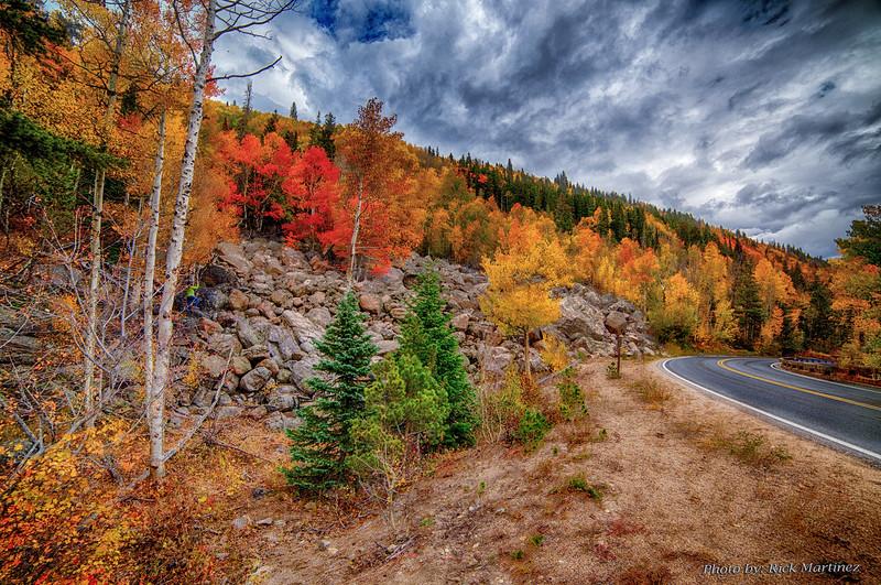 Title - Estes and RMNP fall photos