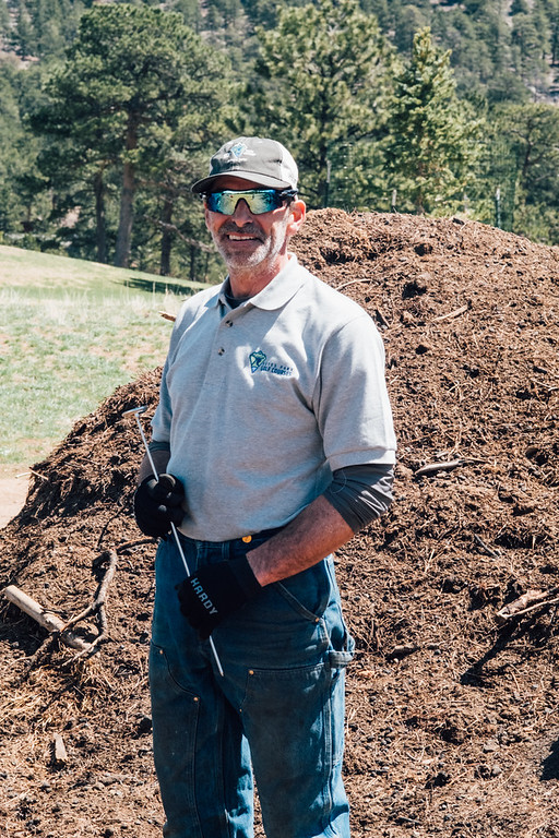 . Golf Course equipment manager Joseph Lingenfelter (Trail-Gazette)