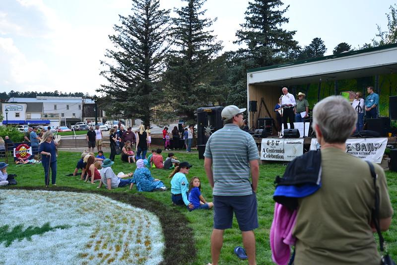 Estes Park turns 100