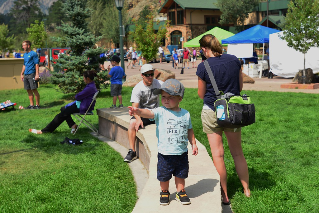 . Estes Park turns 100 - Photos from Centennial celebration. Zachary Clemens