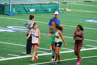 Esther Duglas - City Track Championships 4-12-16