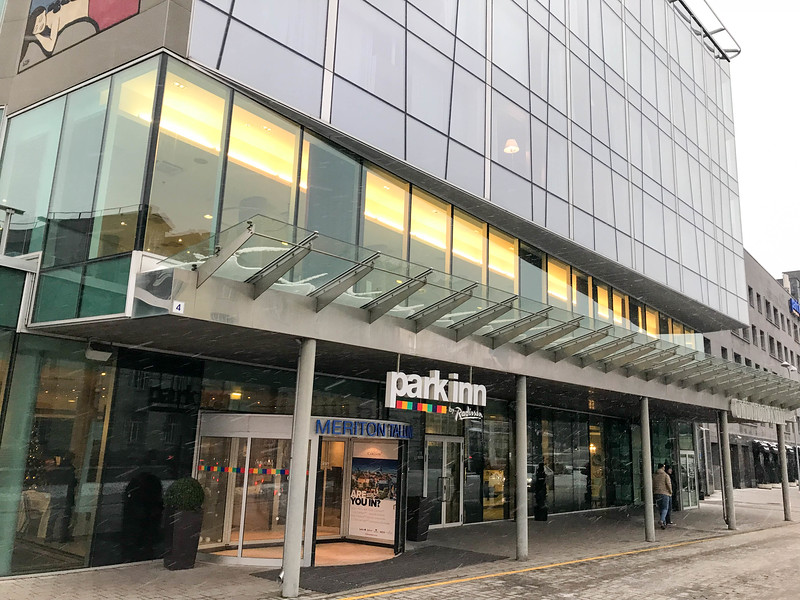 park inn by radisson meriton tallinn
