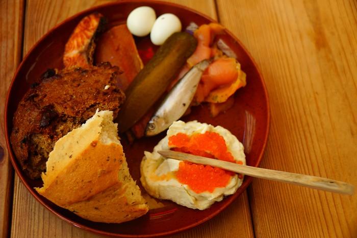 A medieval dinner at Olde Hansa