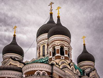 Alexander Nevsky Orthodox Cathedral_Tallin Estonia
