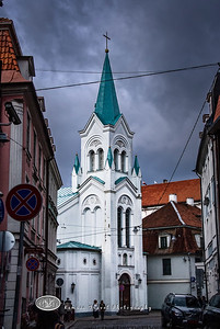 A Church in Riga