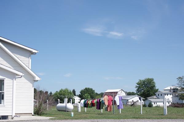 Amish Laundry.