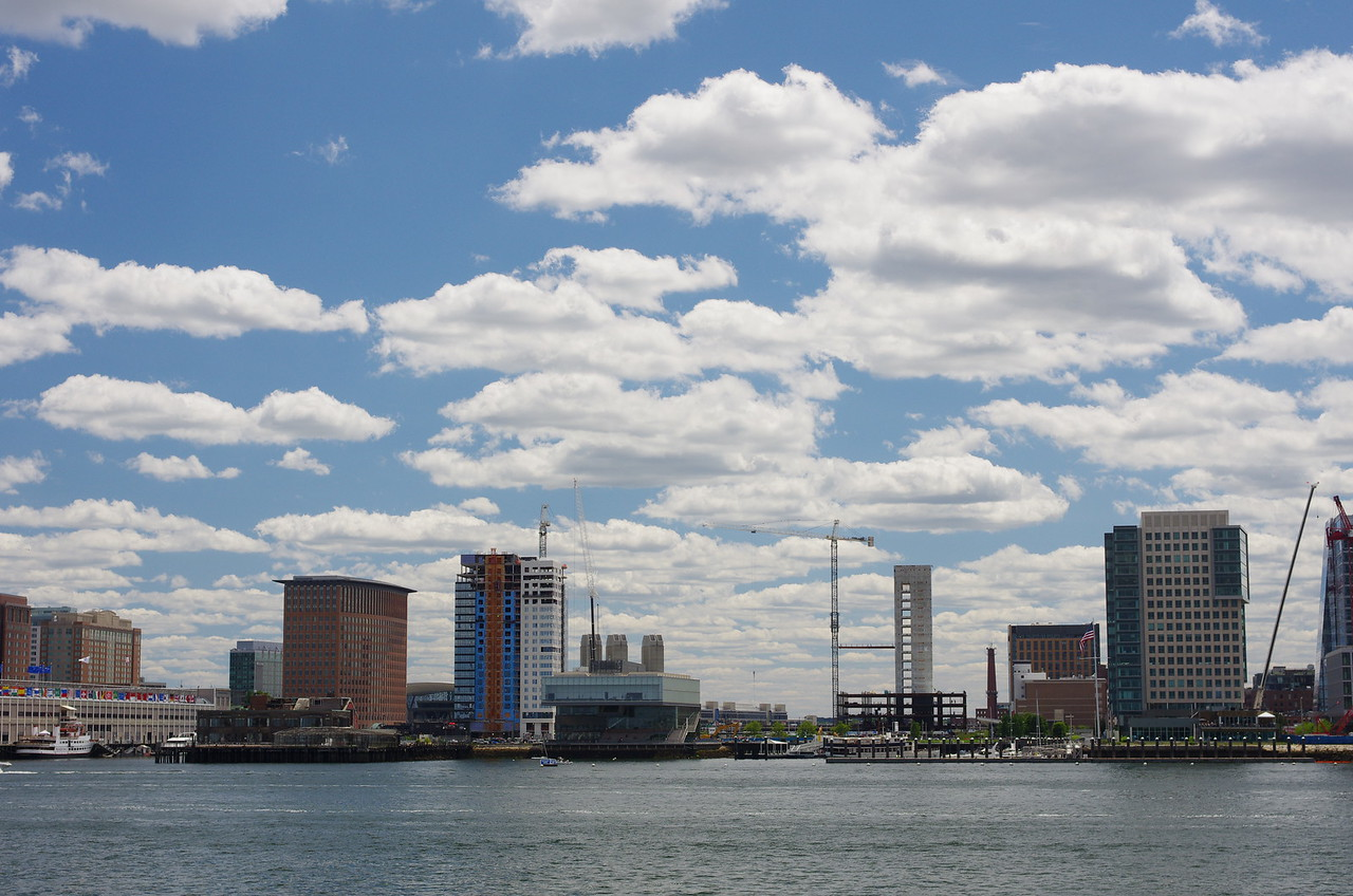 Seaport district.