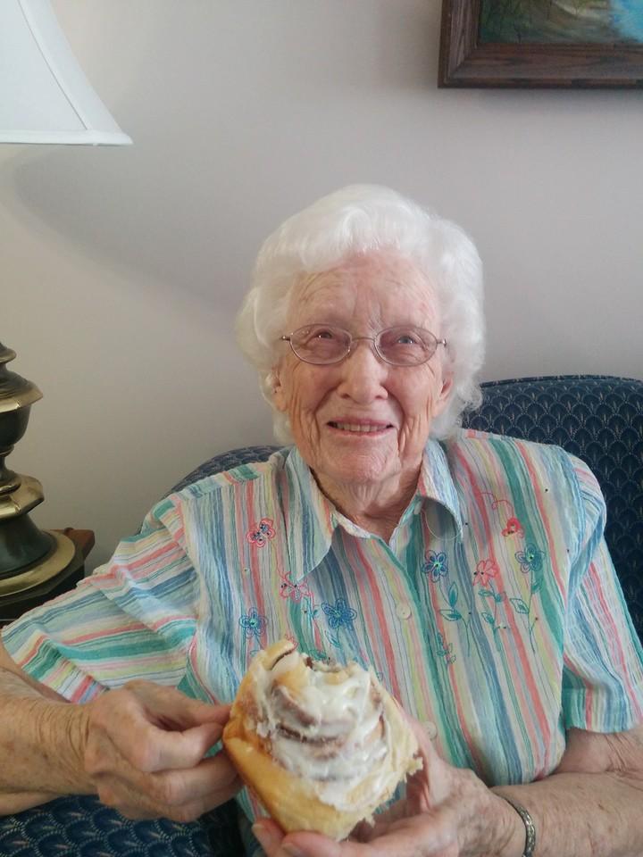 Grandma Guengerich