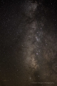 Man in the Milky Way