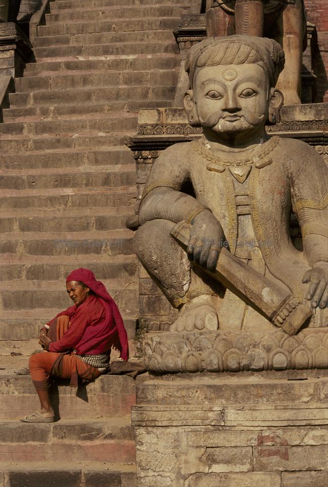 Two Portraits of Bhaktapur –  Bhaktapur, Nepal