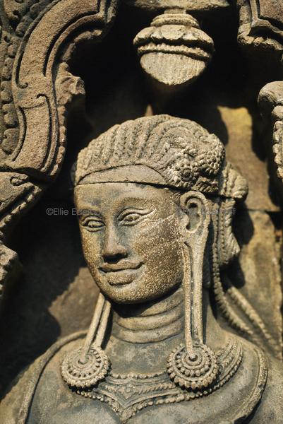 Goddess of Banteay Srei – Cambodia