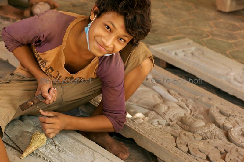 Restoring Angkor – Cambodia