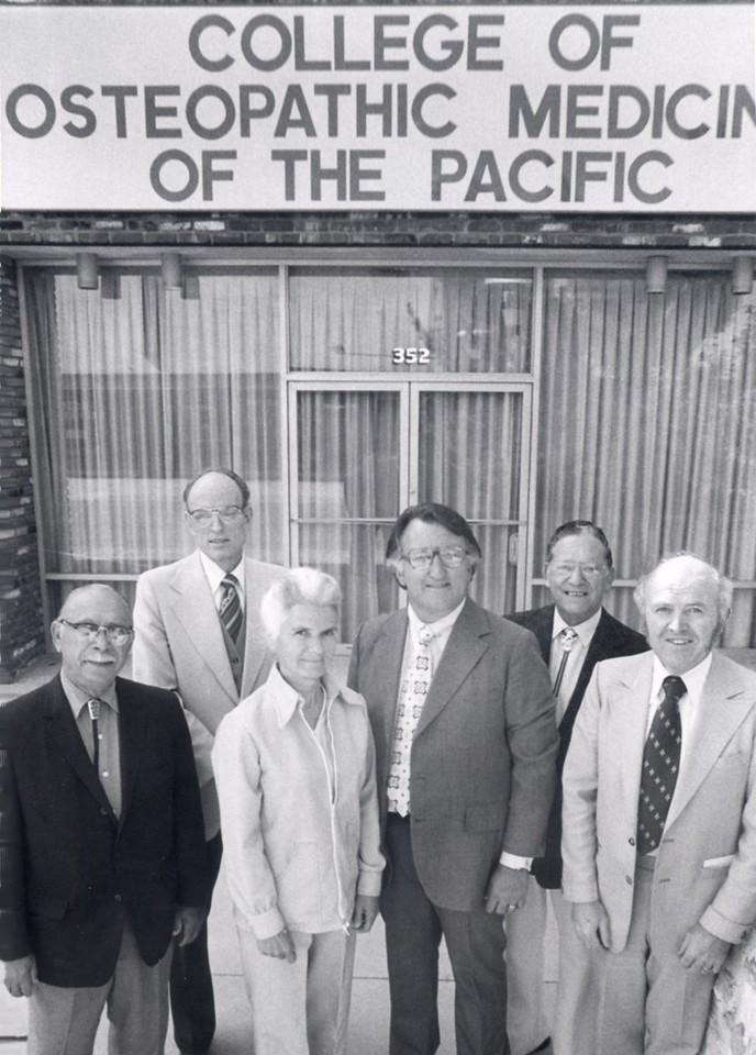 First board meeting in 1997.