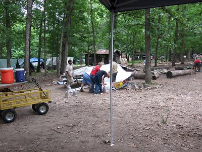 [Troop 1098] H.Roe Bartle Scout Reservation, June 2011