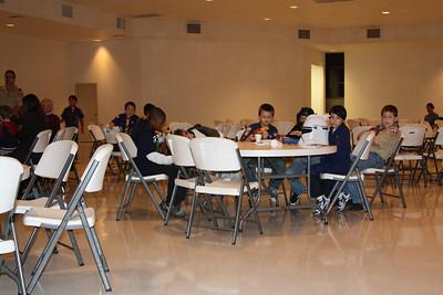 October 2009 Pack Meeting