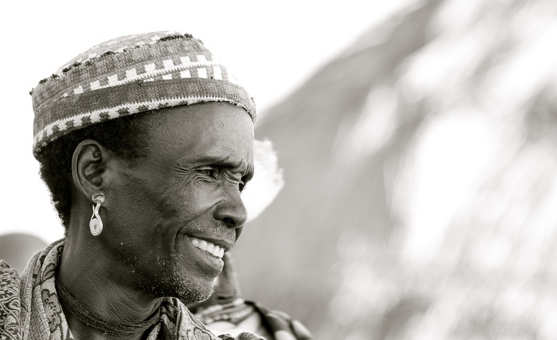 Aerbore tribesman