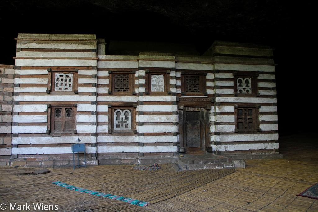 Ethiopian monastery