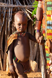 Hamar Tribe of the Omo River Valley, Southwestern Ethiopia