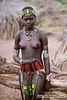 Hammar Tribe Young Girl | Oma Valley | Ethiopia