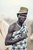Nyangatom tribesman