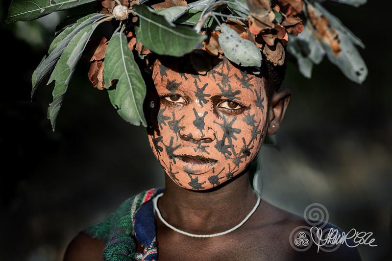 Suri facial art