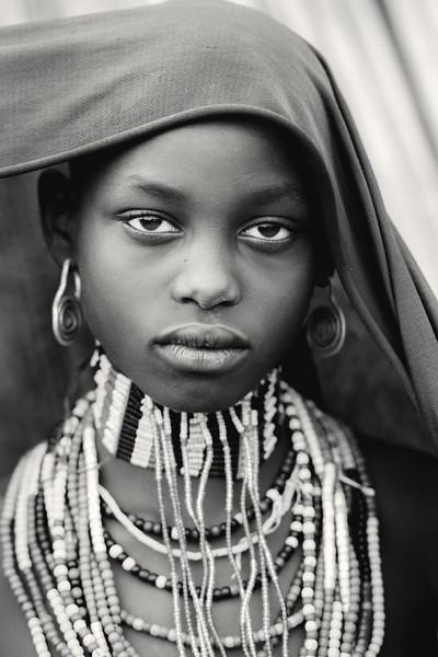 Arbore girl beauty, Chew Bahir