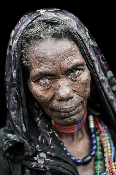 Old Arbore lady