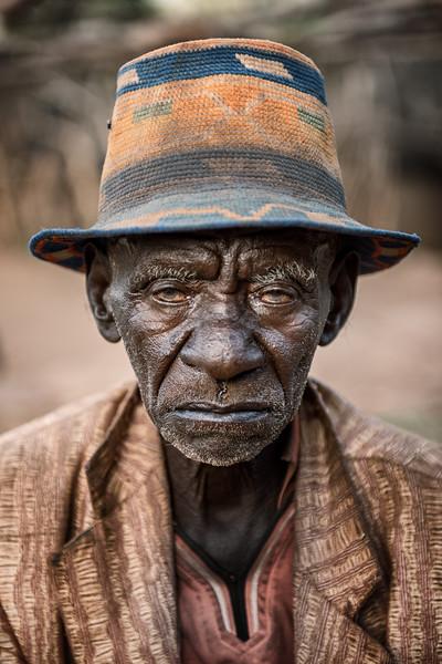 Konso elder