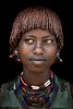 Young Hamar woman