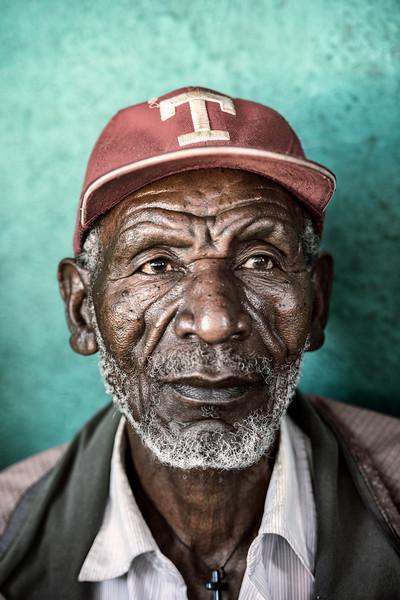 Old Dorze man