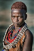 Hamar girl , Omo valley