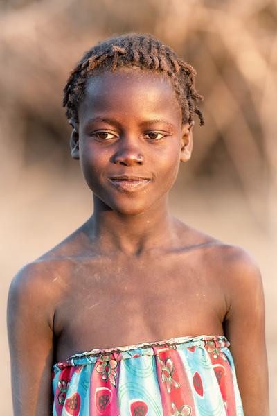 Beautiful little Nyangatom
