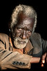 Portrait of a Konso elder