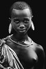 Suri girl of the Omo valley