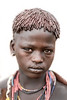 Hamar girl of Turmi
