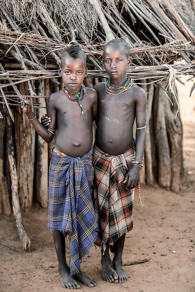 Hamar children