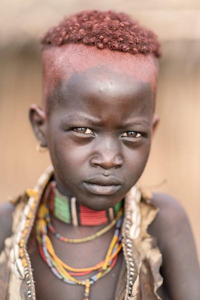Little Hamar child