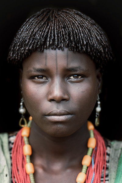 Tsemai woman