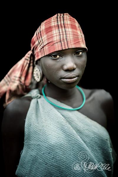 Suri girl beauty