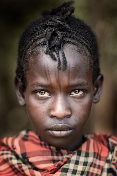 Girl of the Tsemai