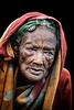 Old lady of Konso