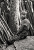 Girl of the Konso tribe
