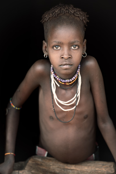 Beautiful Hamar child