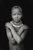 The beauty of a Nyangatom girl, Kangaten