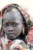 Young Mursi girl