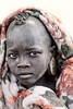 Young Mursi girl