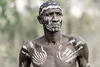 Mursi tribesman